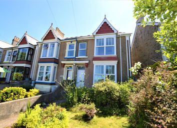 Thumbnail 4 bed end terrace house for sale in Mount Pleasant Road, Camborne, Cornwall