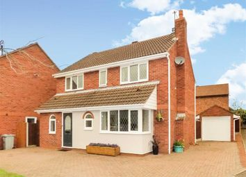 Thumbnail 4 bed detached house for sale in Swettenham Close, Alsager, Stoke-On-Trent