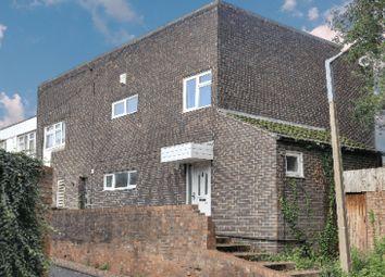 Shawbridge, Harlow CM19. 3 bed end terrace house for sale