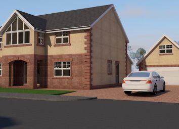 Thumbnail 5 bedroom detached house for sale in Inchneuk Road, Glenboig, Coatbridge