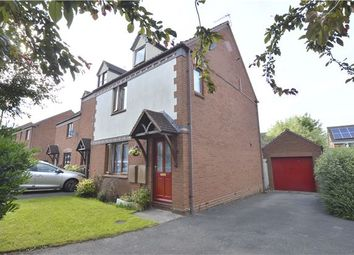 Thumbnail 3 bed town house for sale in Stonehill, Tewkesbury, Gloucestershire