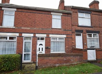 Thumbnail 3 bed terraced house for sale in The Common, South Normanton, Derbyshire