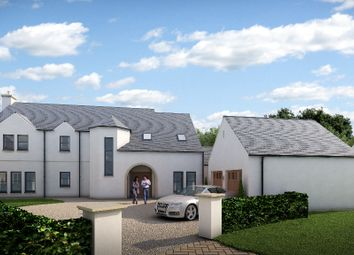 Thumbnail 5 bed detached house for sale in Plot 30, Larbert, Falkirk
