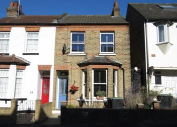 Thumbnail 3 bed end terrace house for sale in Brunel Road, Woodford Green