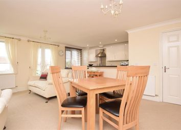 Thumbnail 2 bed flat for sale in St. Johns Road, Swalecliffe, Whitstable, Kent