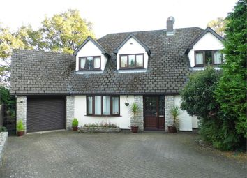 Thumbnail 5 bed detached house for sale in Coed Parc Court, Bridgend, Bridgend, Mid Glamorgan