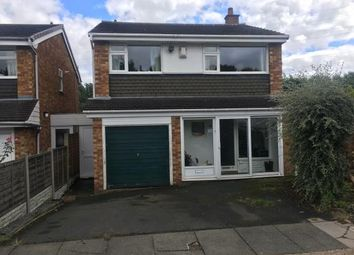 Thumbnail 3 bed detached house for sale in Lismore Drive, Harborne, Birmingham, West Midlands