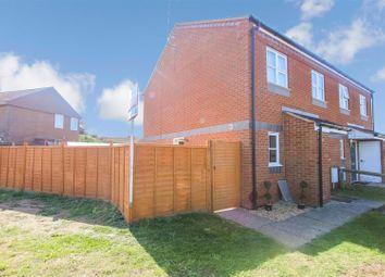 3 bed semi-detached house for sale in Mandeville Road, Brampton, Huntingdon, Cambridgeshire PE28