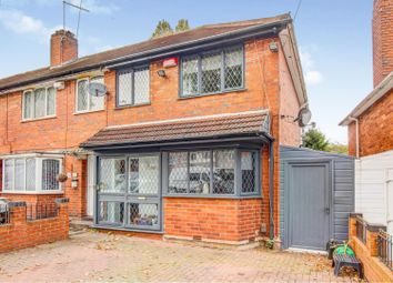 Thumbnail 3 bed end terrace house for sale in Curbar Road, Great Barr