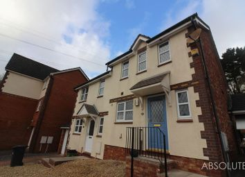 Thumbnail 3 bed semi-detached house to rent in Curlew Close, Torquay