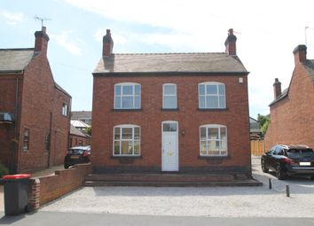 Thumbnail 3 bed detached house to rent in Potters Lane, Polesworth, Tamworth