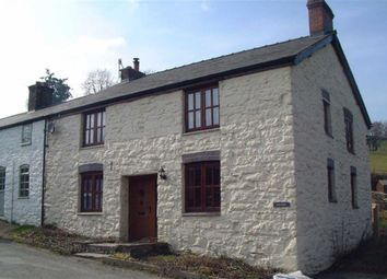 Thumbnail 3 bedroom cottage to rent in Llwynteg, Llanerfyl, Welshpool, Powys