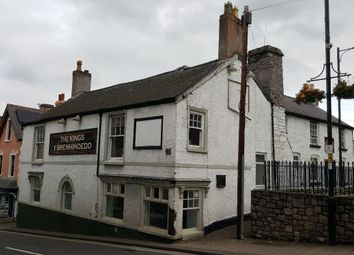 Thumbnail Pub/bar for sale in Vale Street, Denbigh