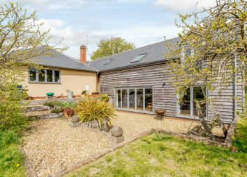 Thumbnail 4 bed detached house for sale in The Delph, Coston Road, Sproxton, Melton Mowbray