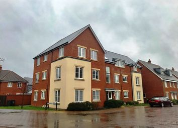 Thumbnail 2 bed flat for sale in Cutforth Way, Romsey