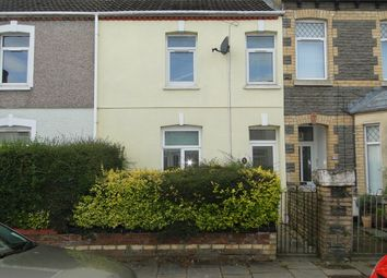 Thumbnail Terraced house to rent in Glamorgan Street, Canton, Cardiff