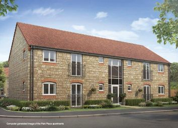 Thumbnail 2 bed flat for sale in Lands End Way, Oakham