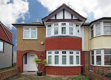 Thumbnail 5 bed semi-detached house for sale in Amhurst Gardens, Isleworth