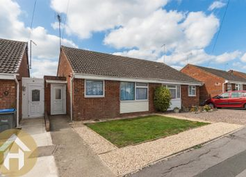 Thumbnail 2 bed semi-detached house for sale in Coleridge Close, Royal Wootton Bassett, Swindon