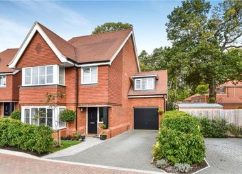 Thumbnail 4 bed detached house for sale in Adonis Close, Frimley, Camberley