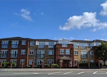 Thumbnail 2 bed flat for sale in Sandringham Court, 503 London Road, Benfleet, Essex