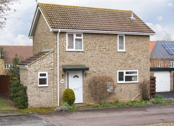 Thumbnail 3 bed detached house for sale in Chichester Close, Bury St. Edmunds