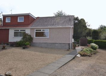 Thumbnail 2 bed semi-detached bungalow for sale in Netherlee Crescent, Dalry