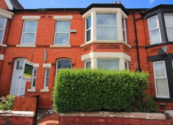 Thumbnail 4 bedroom terraced house for sale in Greenbank Road, Mossley Hill, Liverpool