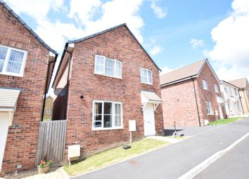 Thumbnail 4 bed detached house for sale in Y Ffordd Wen, Aberbargoed, Bargoed
