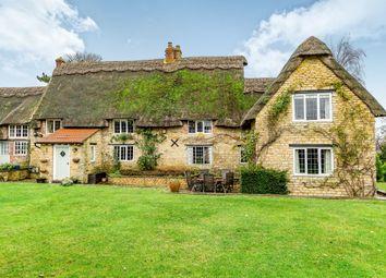 Thumbnail 4 bedroom farmhouse for sale in Main Road, Grendon, Northampton