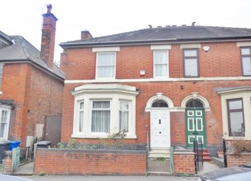 Thumbnail 3 bedroom semi-detached house for sale in Empress Road, Derby