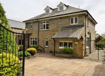 Thumbnail 5 bed detached house for sale in Bridle Stile, Shelf, Halifax