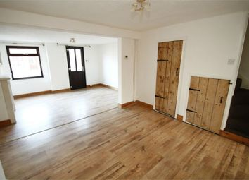 Thumbnail 2 bedroom terraced house for sale in High Street, Sproughton, Ipswich