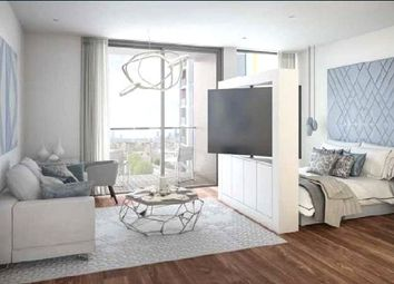 Thumbnail  Property for sale in Maine Tower, Harbour Central, South Quay, London