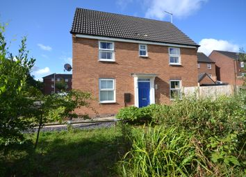Thumbnail 3 bed detached house for sale in Snowgoose Way, Off Galingale View, Newcastle