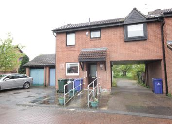 Thumbnail 2 bed town house to rent in Widford Green, Dunscroft, Doncaster