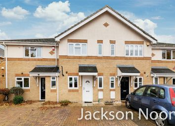 Thumbnail 2 bed terraced house for sale in Cox Lane, West Ewell, Epsom