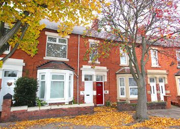 Thumbnail 3 bed flat to rent in Park Crescent East, North Shields