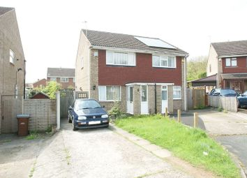 Thumbnail 2 bedroom semi-detached house to rent in Foxton Close, Nottingham