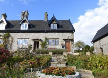 Thumbnail 2 bed terraced house to rent in Top Cottages, Cressbrook, Buxton