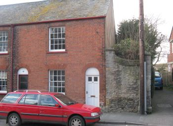 Thumbnail 2 bed terraced house to rent in South Street, Bridport