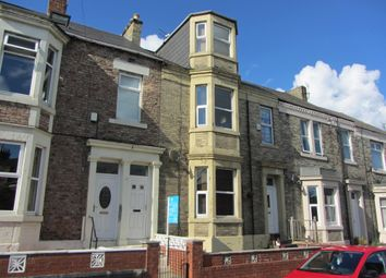 Thumbnail 4 bed maisonette to rent in Waterville Road, North Shields