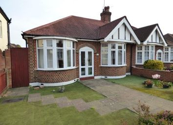 Thumbnail 3 bed bungalow for sale in Kempton Avenue, Hornchurch