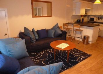 Thumbnail 1 bedroom flat to rent in Rose Street North Lane, New Town, Edinburgh