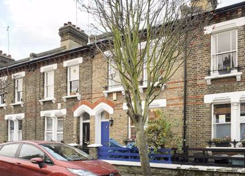 Thumbnail 3 bed terraced house to rent in Elsley Road, London