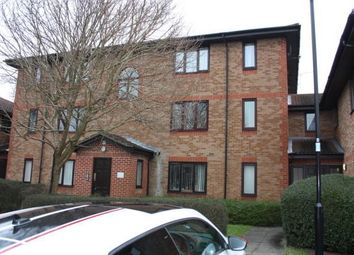 Thumbnail 1 bed flat to rent in Kern Close, Southampton