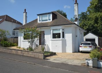 Thumbnail Detached bungalow for sale in Banchory Crescent, Bearsden, East Dunbartonshire
