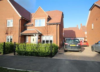 Thumbnail 3 bed semi-detached house for sale in William Morris Way, Tadpole Garden Village, Wiltshire