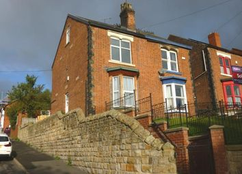 Thumbnail 3 bedroom semi-detached house for sale in 139 Rock Street, Pitsmoor, Sheffield