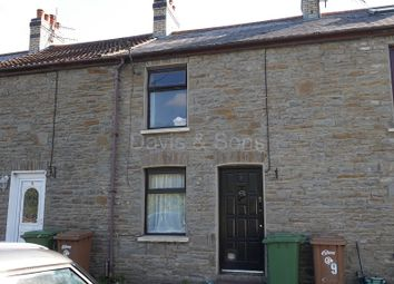 Thumbnail 3 bedroom terraced house for sale in Mount Pleasant, Abercarn, Newport.